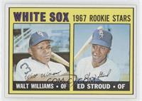 Walt Williams, Ed Stroud