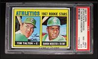 Tim Talton, Ramon Webster [PSA8.5]