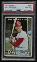 High # - Mike Shannon [PSA8NM‑MT]