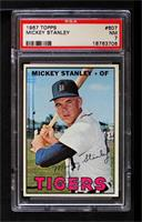 Mickey Stanley [PSA 7 NM]