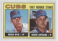 Rich Nye, John Upham [GoodtoVG‑EX]