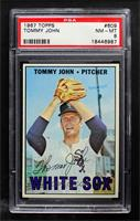 Tommy John [PSA 8 NM‑MT]