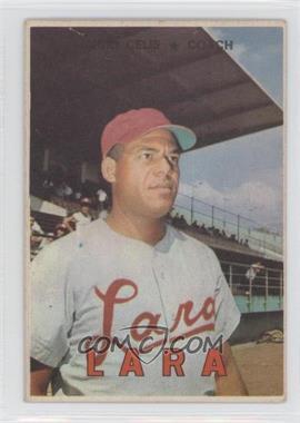 1967 Topps Venezuelan - [Base] #118 - Lucio Celis