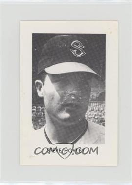 1968 Seattle Angels Popcorn - [Base] #STHO - Steve Hovley [Good to VG‑EX]