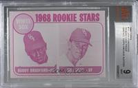 Buddy Bradford, Bill Voss (Magenta Proof) [BVG 9 MINT]