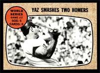 World Series Game #2 - Yaz Smashes Two Homers (Carl Yastrzemski) [VG]
