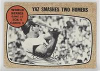 World Series Game #2 - Yaz Smashes Two Homers (Carl Yastrzemski) [Poorto&…