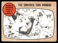 World Series Game #2 - Yaz Smashes Two Homers (Carl Yastrzemski) [GOOD]