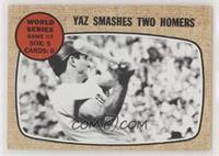 World Series Game #2 - Yaz Smashes Two Homers (Carl Yastrzemski) [Goodto&…
