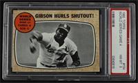 World Series Game #4 - Gibson Hurls Shutout! [PSA8NM‑MT]