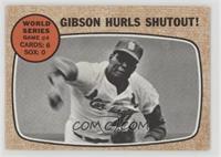 World Series Game #4 - Gibson Hurls Shutout! [GoodtoVG‑EX]