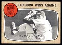 World Series Game #5 - Lonborg Wins Again! [VGEX]