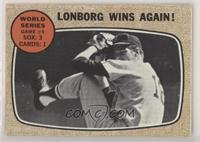 World Series Game #5 - Lonborg Wins Again! [NonePoortoFair]