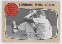World Series Game #5 - Lonborg Wins Again!