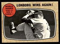 World Series Game #5 - Lonborg Wins Again! [EXMT]