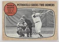 World Series Game #6 - Petrocelli Socks Two Homers [NoneGoodto…