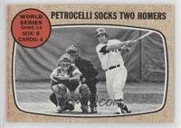 World Series Game #6 - Petrocelli Socks Two Homers