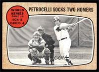 World Series Game #6 - Petrocelli Socks Two Homers [GOOD]