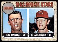 Lou Piniella, Richie Scheinblum [GOOD]