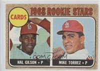 Hal Gilson, Mike Torrez [GoodtoVG‑EX]