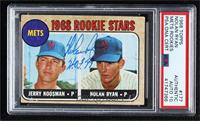 1968 Rookie Stars - Jerry Koosman, Nolan Ryan [PSA Authentic PSA/DNA&…