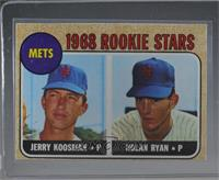 Rookie Stars (Jerry Koosman, Nolan Ryan) [Excellent‑Mint]