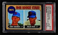 Rookie Stars (Jerry Koosman, Nolan Ryan) [PSA6EX‑MT]
