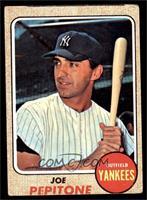 Joe Pepitone New York Yankees Baseball Cards