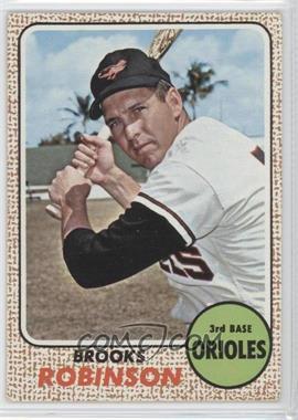 1968 Topps - [Base] #20 - Brooks Robinson