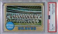 Atlanta Braves Team [PSA8NM‑MT]