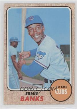 1968 Topps - [Base] #355 - Ernie Banks