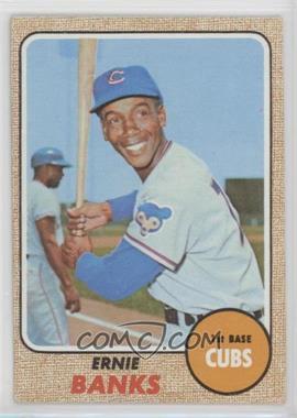 1968 Topps - [Base] #355 - Ernie Banks [GoodtoVG‑EX]