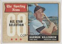 The Sporting News All Star Selection - Harmon Killebrew [PoortoFair]