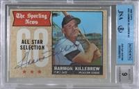 The Sporting News All Star Selection - Harmon Killebrew [JSACertified&nbs…