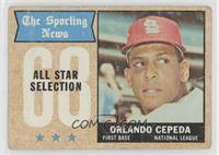 The Sporting News All Star Selection - Orlando Cepeda [PoortoFair]