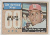The Sporting News All Star Selection - Orlando Cepeda [GoodtoVGR…