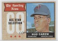 The Sporting News All Star Selection - Rod Carew
