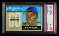 The Sporting News All Star Selection - Joe Morgan [PSA8NM‑MT]