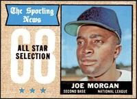 The Sporting News All Star Selection - Joe Morgan [NM]