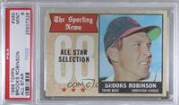 The Sporting News All Star Selection - Brooks Robinson [PSA9MINT]