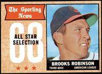 The Sporting News All Star Selection - Brooks Robinson [NM MT]