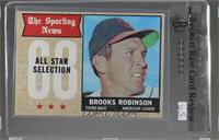 The Sporting News All Star Selection - Brooks Robinson [BRCR 6.5]