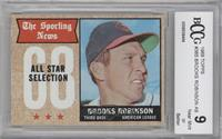 The Sporting News All Star Selection - Brooks Robinson [BCCG Near Min…