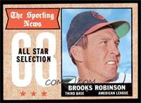The Sporting News All Star Selection - Brooks Robinson [EX]