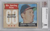 The Sporting News All Star Selection - Brooks Robinson [BVG 8 NM̴…
