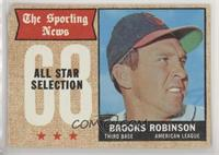 The Sporting News All Star Selection - Brooks Robinson [Poor to Fair]