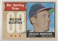The Sporting News All Star Selection - Brooks Robinson [Good to VG…