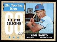 The Sporting News All Star Selection - Ron Santo [EXMT]
