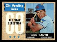The Sporting News All Star Selection - Ron Santo [NMMT]