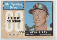 The Sporting News All Star Selection - Gene Alley